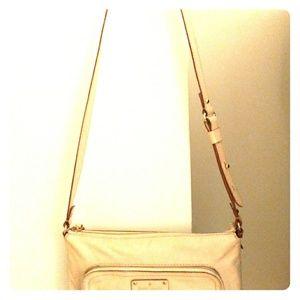 Kate Spade Baxter Street Hailey cross body handbag